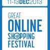 The Great Online Shopping Festival!!!