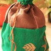 Bag of the Week: In Saffron, White and Green