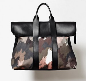 31 Hour Phillip Lim Camouflage Bag