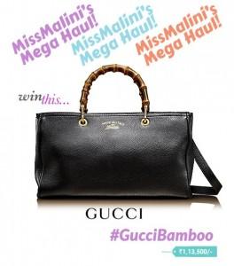 Miss Malini Gucci Contest