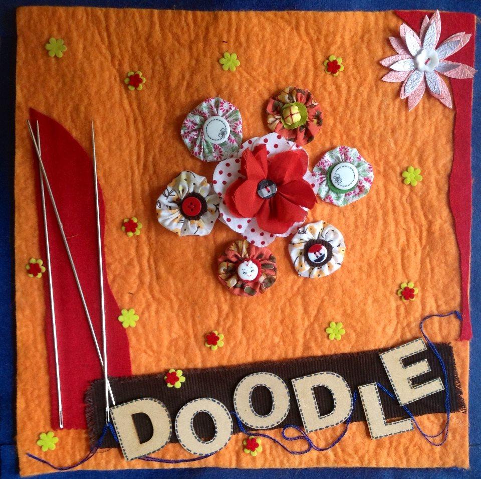 Needle Doodle Logo