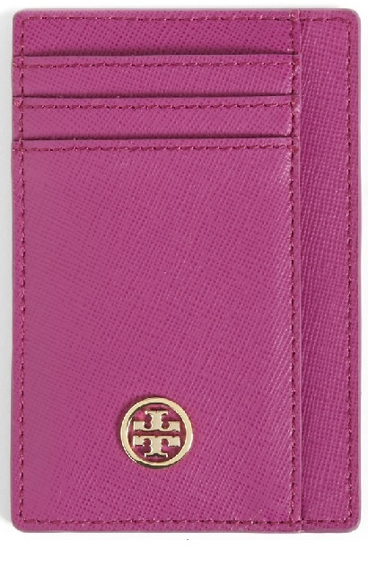 Tory Burch Vertical Card Case
