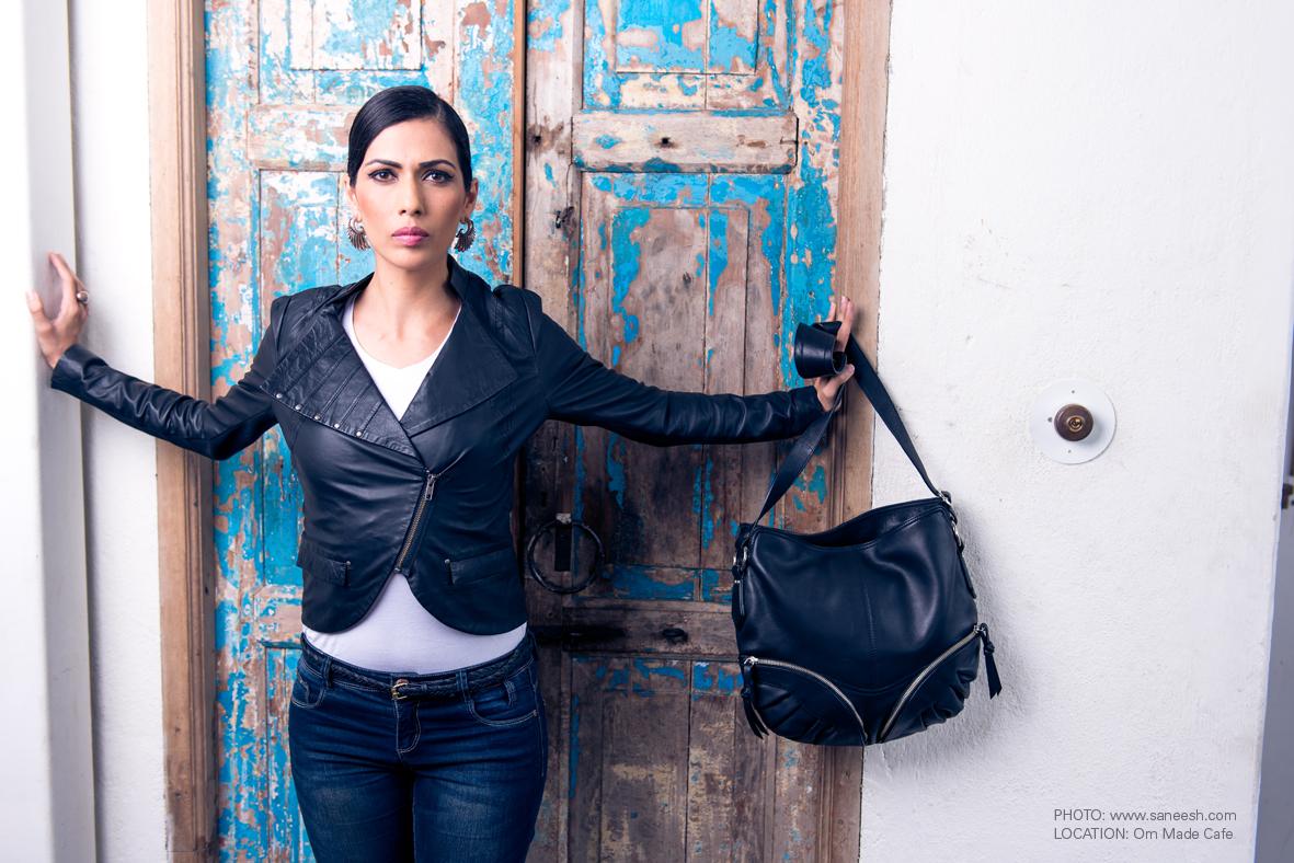 The Leather Boutique Black Women's Jacket