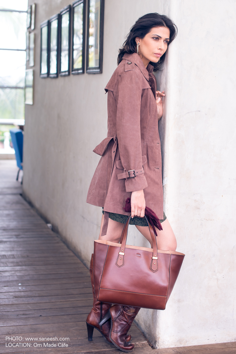 The Leather Boutique Women's Tote