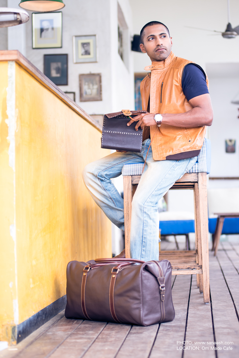 The Leather Boutique Duffle