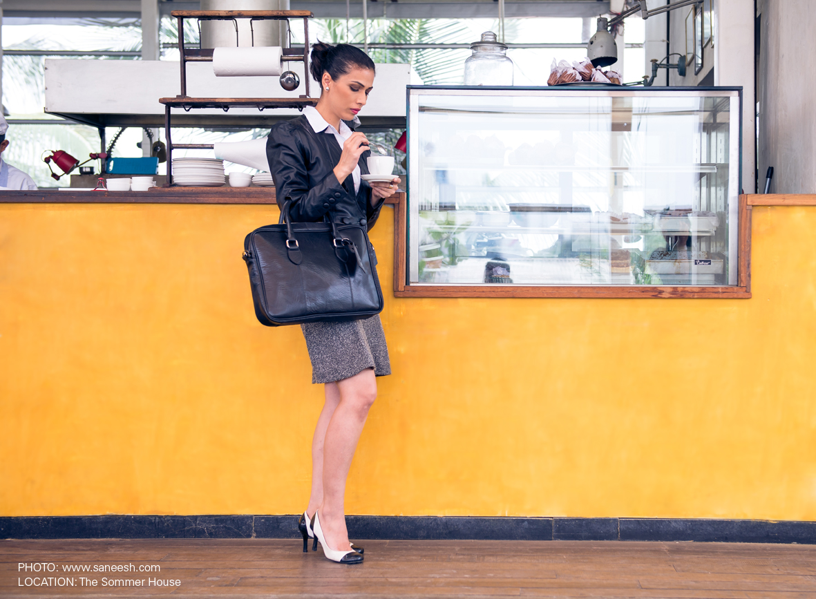 The Leather Boutique Formal Bag