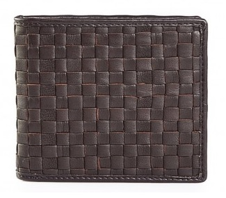 The Leather Boutique Men's Wallet