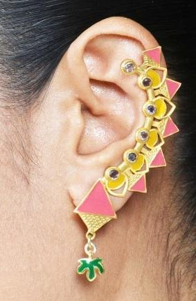 Mansi Choksi Earrings