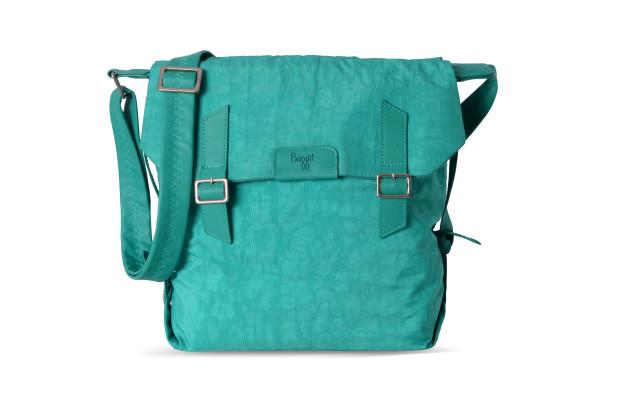Baggit L LIBRAN Nylon Sling Bag Aqua