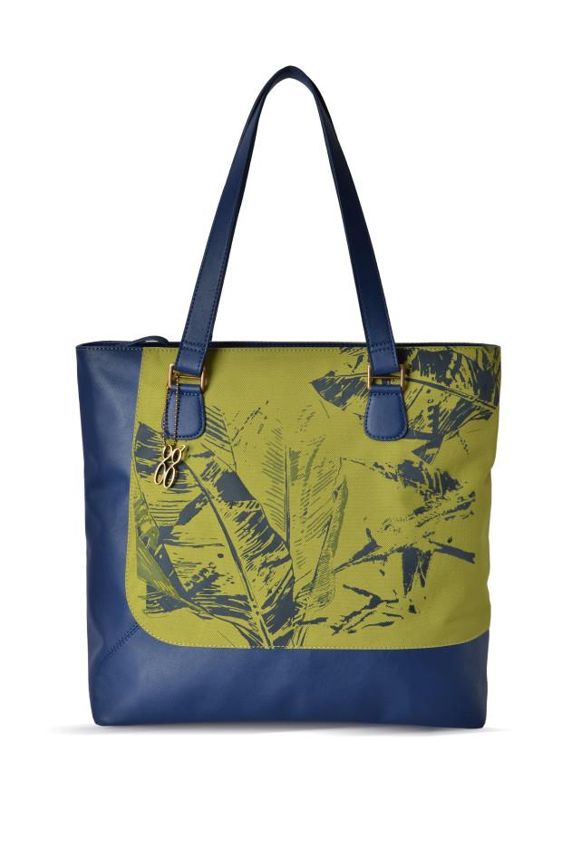 Baggit L TRINO Tote Bag Green