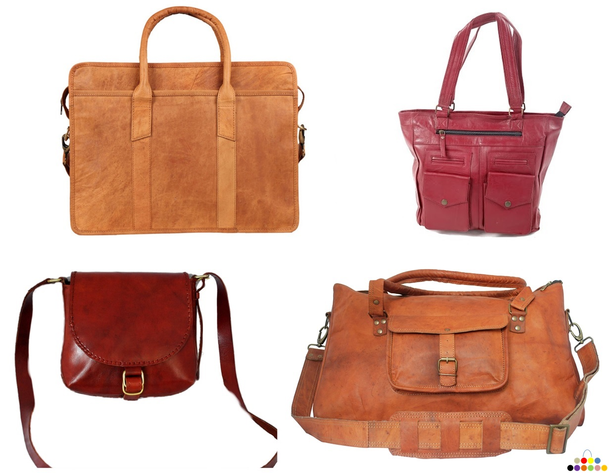 4b7f07203dd1 High On Leather Bags - BagsLounge