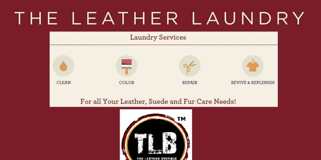 0a5ce05e1ecb The Leather Laundry  Professional Leather Care In Association with ...