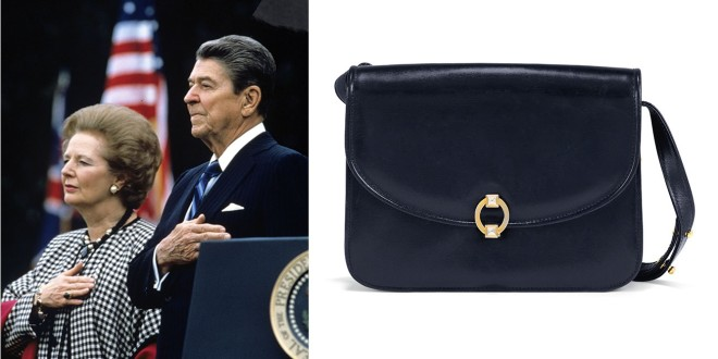 Christie S Auctions Margaret Thatcher Iconic Bags