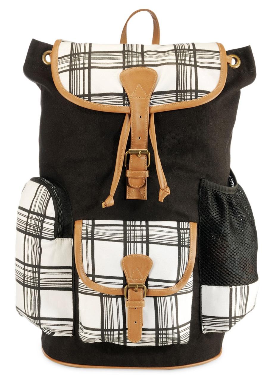 Limeroad Monochrome Backpack