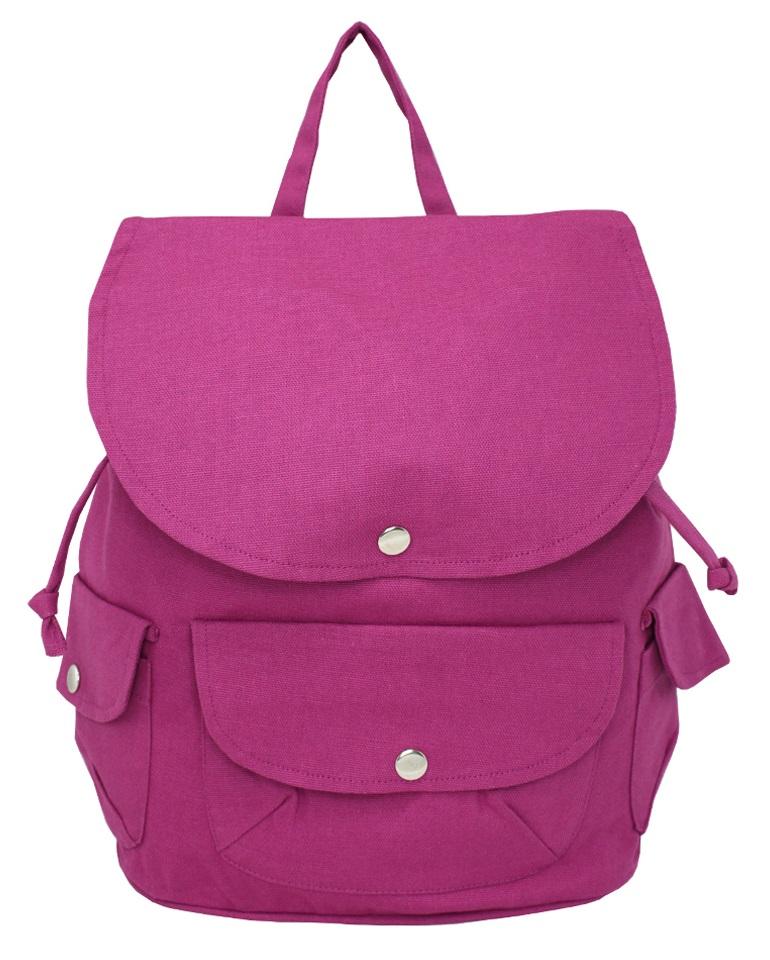 Limeroad Purple Backpack