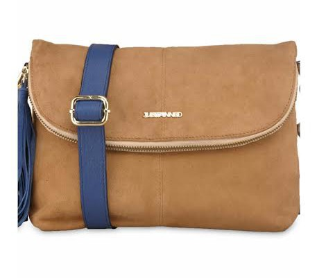 Justanned Tan Brown Leather Sling Bagslounge Myntra