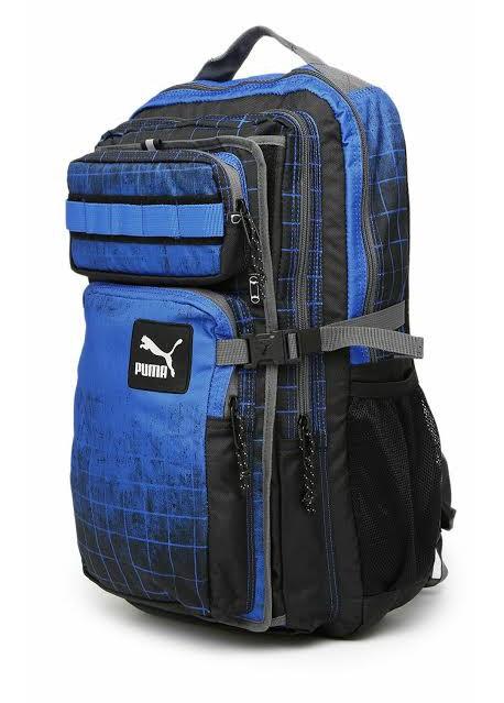 puma evo blaze backpack - bagslounge.com - myntra - BagsLounge 41cbdc786b947