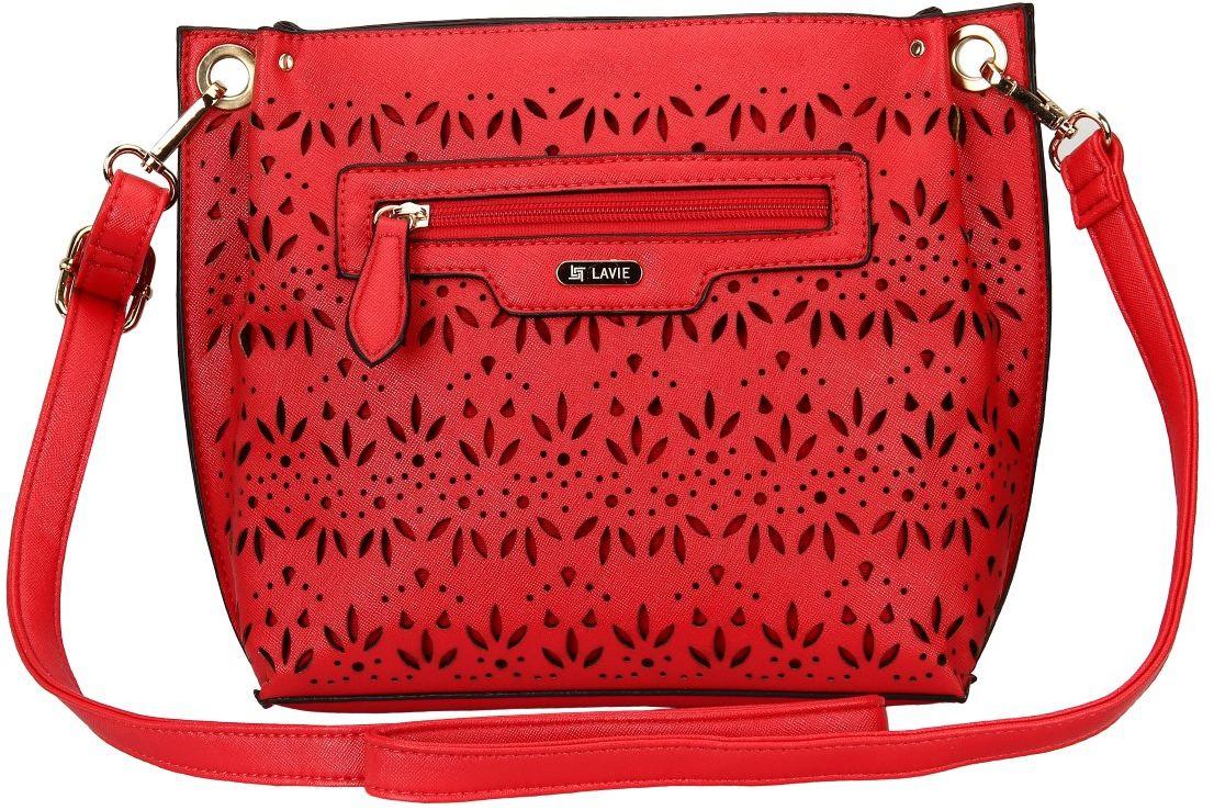 Lavie Savannah Sling Red-Lilac