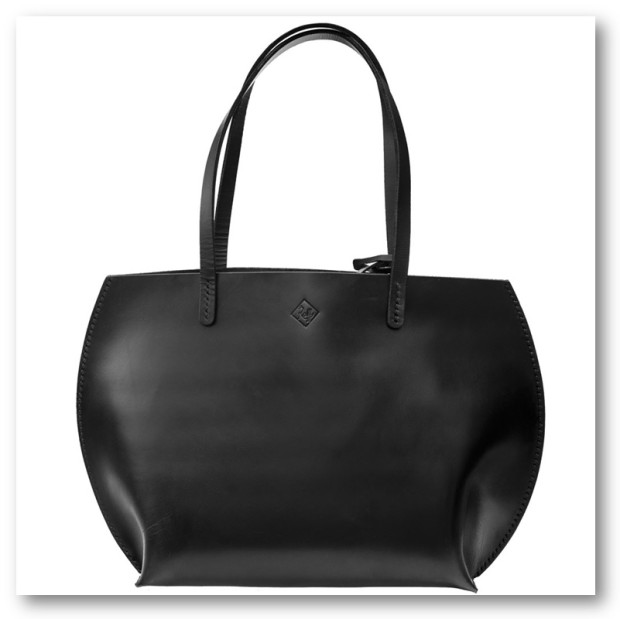 Raff Luke Genuine Leather Handbag