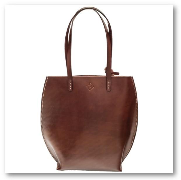 Raff Maus Genuine Leather Handbag