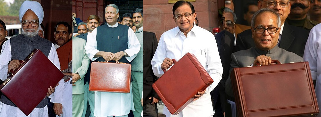 Finance Ministers' Briefcase