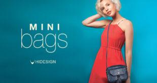 Mini Bags by Hidesign
