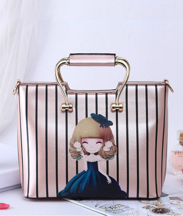 TC5 Pink Paprika Bag