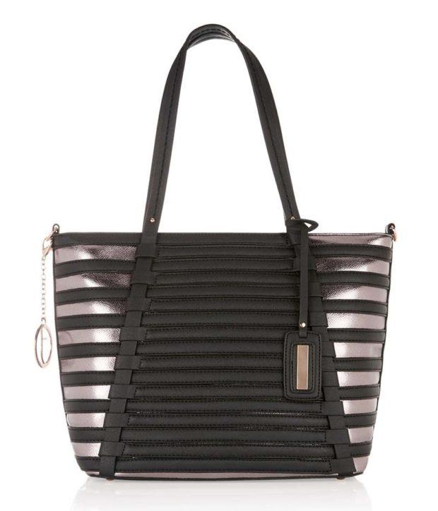 Tresmode Moderi Black Shoulder Bag