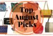 Top August Handbags