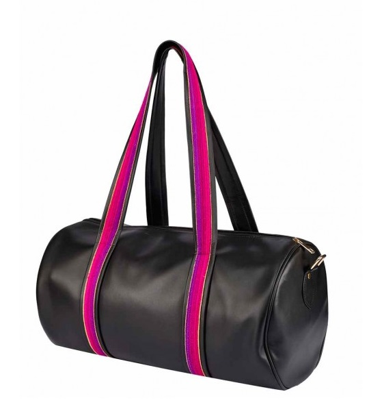 2AMStore Black Duffle Bag