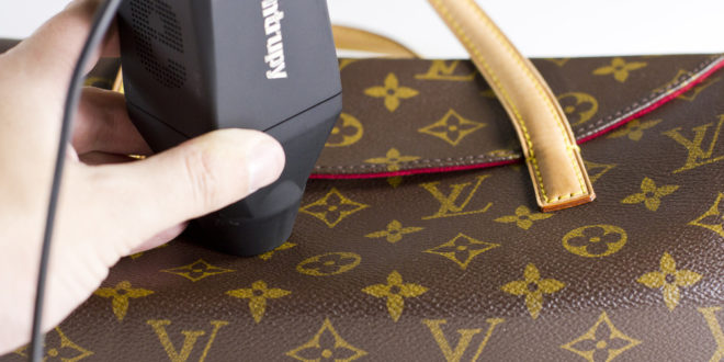 Entrupy Handbag Authentication