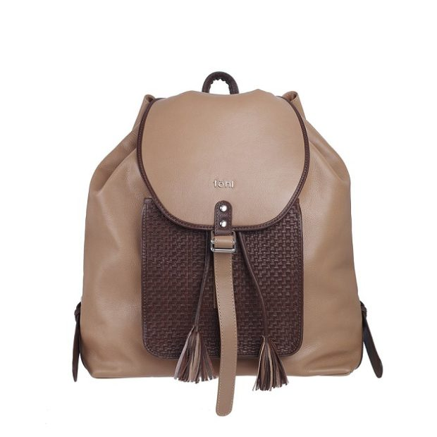 Töhl Leather BackPack