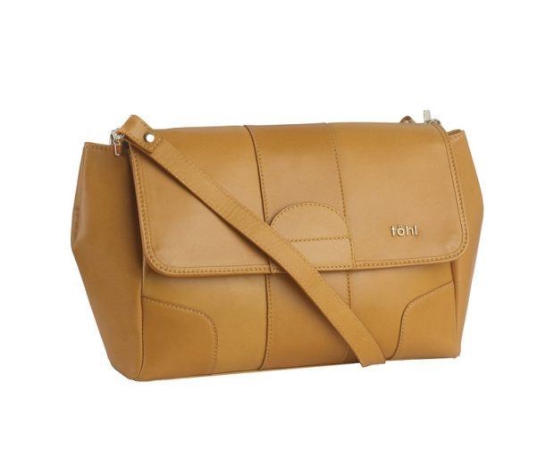 Tohl Leather Sling Bag