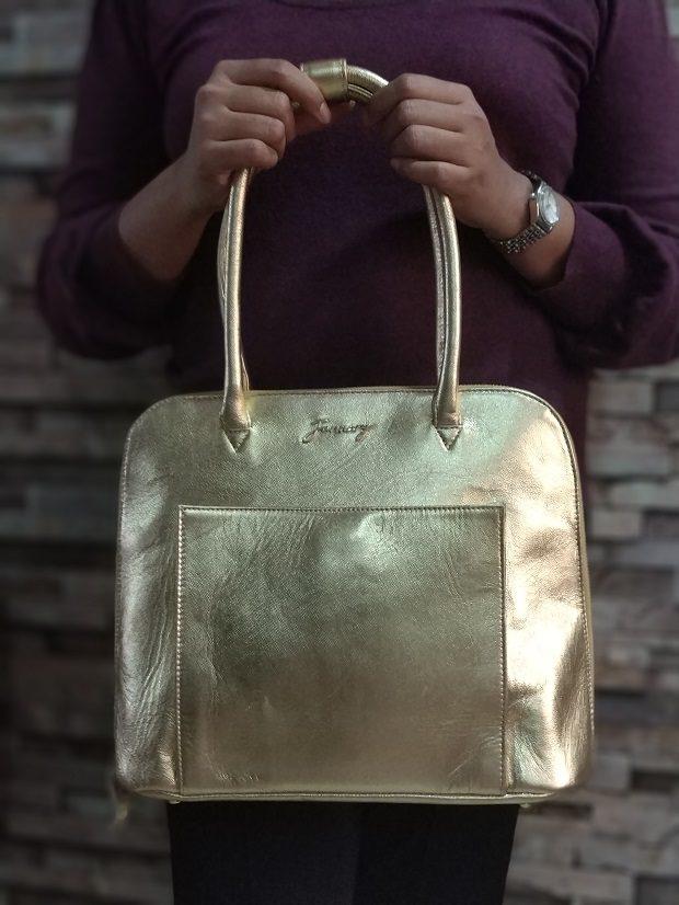 Leather Handbags India